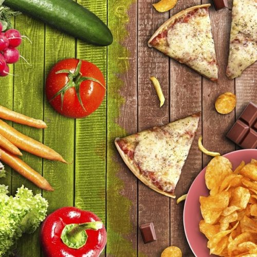 Why Does Everyone Need to Eat Healthy Diets?
