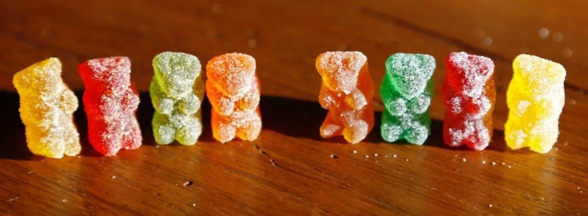 Cannabis Gummy Bear Choices You Can Make